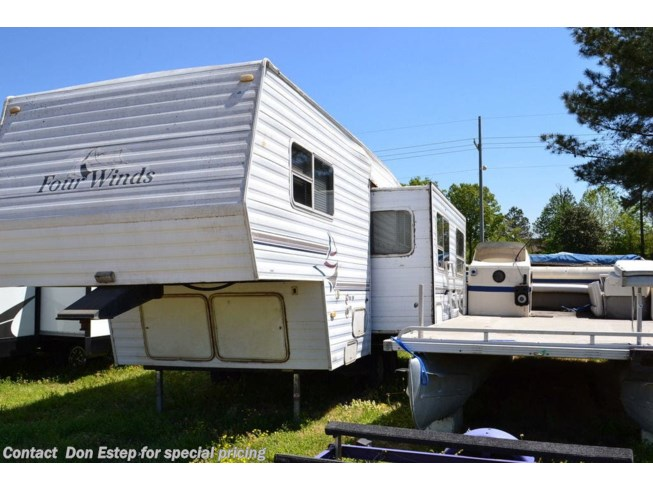 2000 Four Winds 24 - Used Travel Trailer For Sale by Don Estep in Southaven, Mississippi