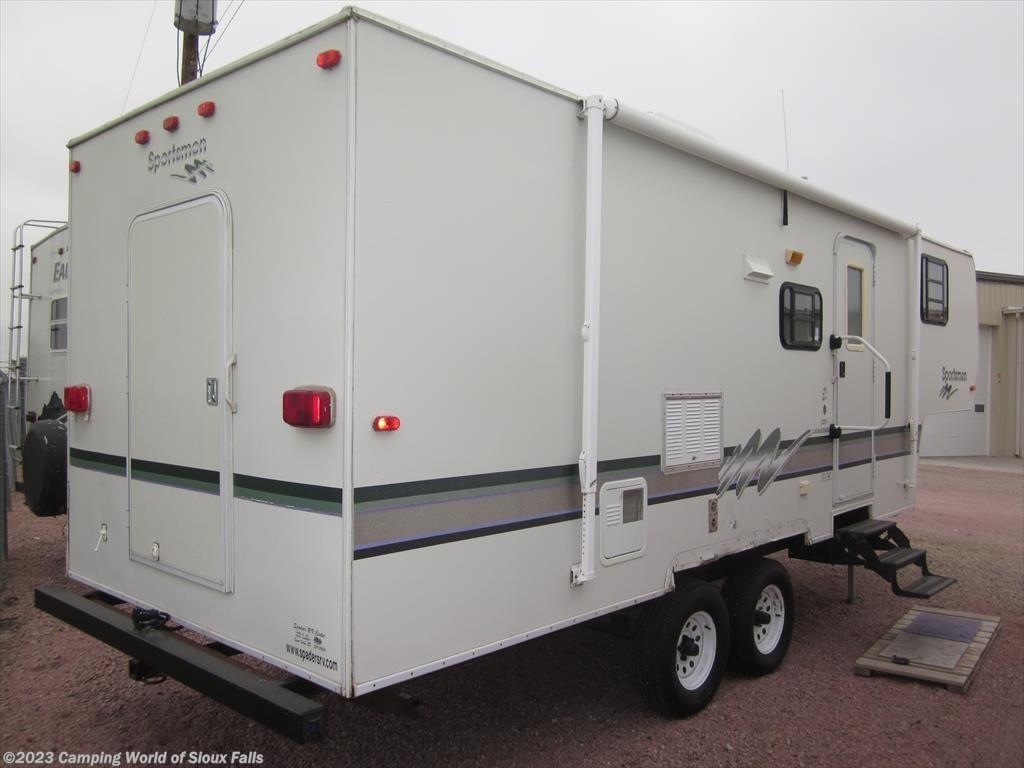 1997 K Z Rv Sportsmen 2251le For Sale In Sioux Falls Sd