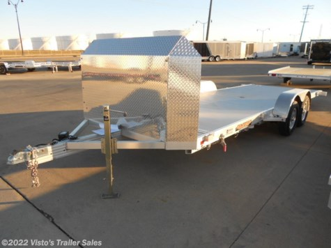 New 2017 Aluma 82x20 Tilt Deck For Sale by Visto's Trailer Sales available in West Fargo, North Dakota