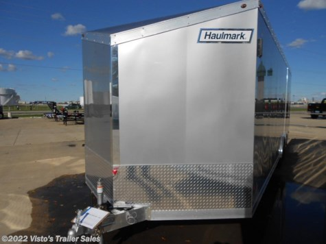 New 2018 Haulmark ALX 8.5'X24' Cargo Trailer For Sale by Visto's Trailer Sales available in West Fargo, North Dakota