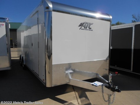 New 2018 ATC 8.5X24 Enclosed Trailer For Sale by Visto's Trailer Sales available in West Fargo, North Dakota