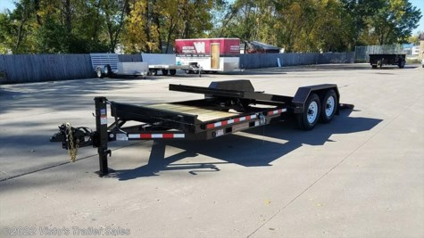 "New 2018 Midsota TB 82""X20' Tilt Trailer For Sale by Visto's Trailer Sales available in West Fargo, North Dakota"