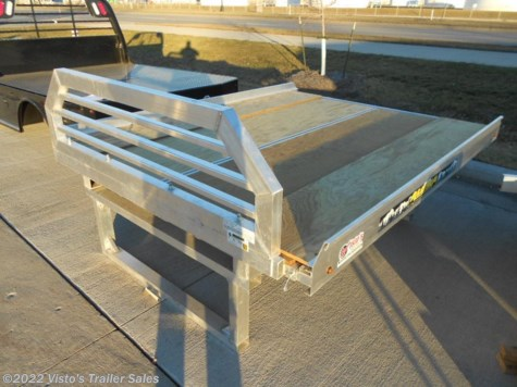 New 2018 Aluma SnowDeck For Sale by Visto's Trailer Sales available in West Fargo, North Dakota