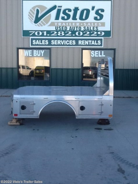 "New 2018 PJ Trailers 8'6""x84\"" Truck Bed For Sale by Visto's Trailer Sales available in West Fargo, North Dakota"