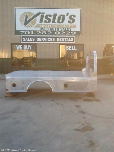 "New 2018 PJ Trailers 8'6""x97\"" Truck Bed For Sale by Visto's Trailer Sales available in West Fargo, North Dakota"