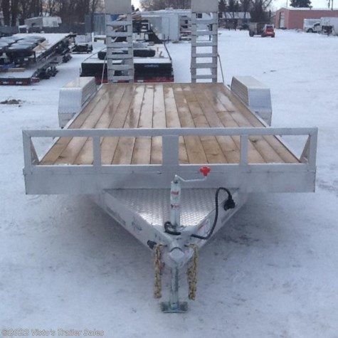 New 2018 Sundowner 80''X20' Equipment Trailer For Sale by Visto's Trailer Sales available in West Fargo, North Dakota