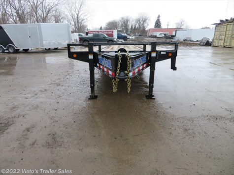 New 2018 Load Trail 102''X32' Deckover Trailer For Sale by Visto's Trailer Sales available in West Fargo, North Dakota