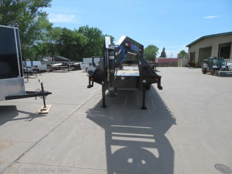 New 2018 Load Trail 102''X25' Gooseneck Deckover For Sale by Visto's Trailer Sales available in West Fargo, North Dakota