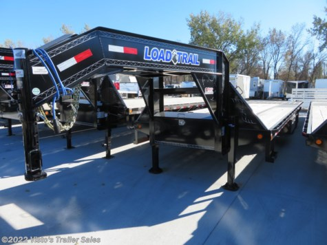 New 2018 Load Trail 102''X32' Gooseneck Deckover For Sale by Visto's Trailer Sales available in West Fargo, North Dakota