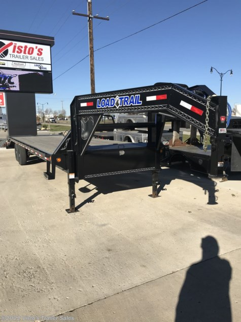 New 2018 Load Trail 102''X30' Gooseneck Deckover For Sale by Visto's Trailer Sales available in West Fargo, North Dakota