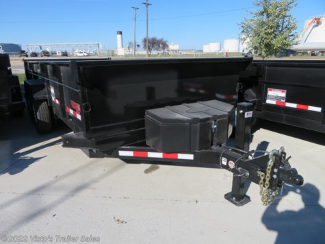 New 2018 Midsota HV 82''X16' Dump Trailer For Sale by Visto's Trailer Sales available in West Fargo, North Dakota