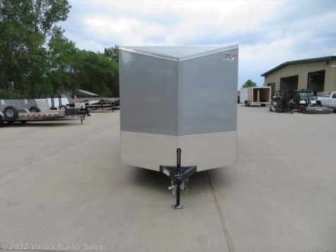 New 2018 Bravo Scout 7'X16' Enclosed Trailer For Sale by Visto's Trailer Sales available in West Fargo, North Dakota