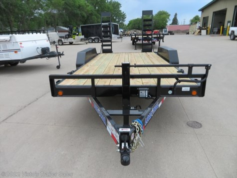 New 2018 Load Trail 83''X16' Equipment Trailer For Sale by Visto's Trailer Sales available in West Fargo, North Dakota