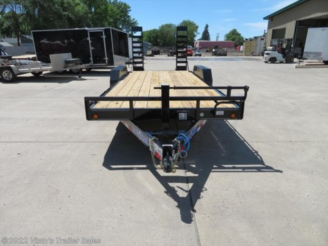 New 2018 Load Trail 83''X20' Equipment Trailer For Sale by Visto's Trailer Sales available in West Fargo, North Dakota