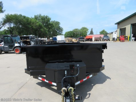 New 2018 Midsota HV 82''X14' Dump Trailer For Sale by Visto's Trailer Sales available in West Fargo, North Dakota