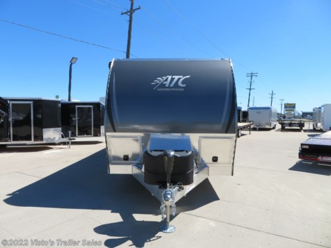 New 2019 ATC 8.5'X28' Enclosed Trailer For Sale by Visto's Trailer Sales available in West Fargo, North Dakota