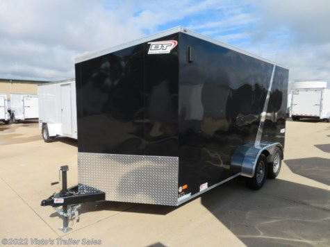 New 2019 Bravo Scout 7'X14' Enclosed Trailer For Sale by Visto's Trailer Sales available in West Fargo, North Dakota