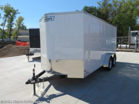 New 2018 Haulmark Passport 7'X16' Enclosed Trailer For Sale by Visto's Trailer Sales available in West Fargo, North Dakota