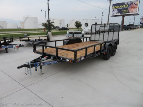New 2019 Load Trail 83''X16' Utility Trailer For Sale by Visto's Trailer Sales available in West Fargo, North Dakota