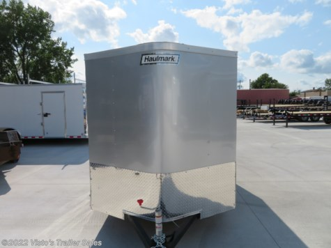 New 2018 Haulmark Passport 6'X12' Enclosed Trailer For Sale by Visto's Trailer Sales available in West Fargo, North Dakota