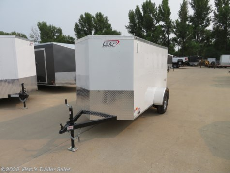 New 2019 Bravo Scout 5'X10' Enclosed Trailer For Sale by Visto's Trailer Sales available in West Fargo, North Dakota