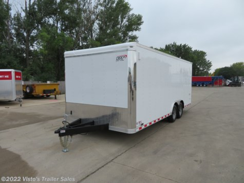 New 2019 Bravo Star 8.5'X20' Enclosed Trailer For Sale by Visto's Trailer Sales available in West Fargo, North Dakota