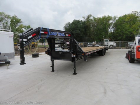 New 2019 Load Trail 102''X40' Gooseneck Deckover For Sale by Visto's Trailer Sales available in West Fargo, North Dakota