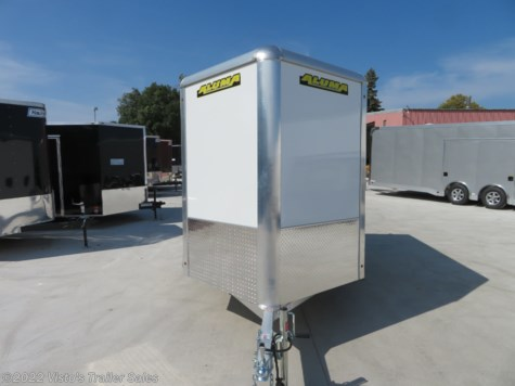 New 2019 Aluma AE610 6'X10' Enclosed Trailer For Sale by Visto's Trailer Sales available in West Fargo, North Dakota