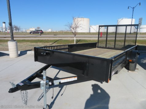 New 2019 Midsota UT 83''X14' Utility Trailer For Sale by Visto's Trailer Sales available in West Fargo, North Dakota