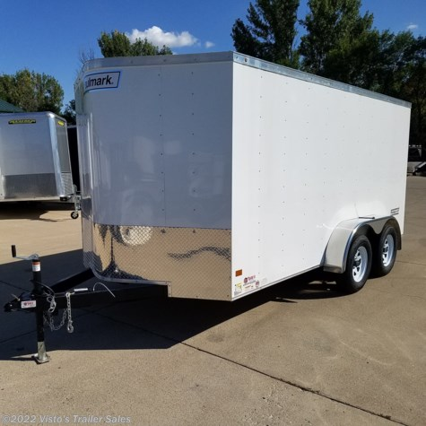 New 2019 Haulmark Passport 7'X14' Enclosed Trailer For Sale by Visto's Trailer Sales available in West Fargo, North Dakota