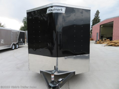 New 2019 Haulmark Passport 7'X16' Enclosed Trailer For Sale by Visto's Trailer Sales available in West Fargo, North Dakota