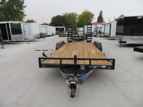 New 2019 Load Trail 83''X20' Equipment Trailer For Sale by Visto's Trailer Sales available in West Fargo, North Dakota