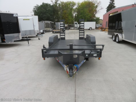 New 2019 Load Trail 80''X16' Equipment Trailer For Sale by Visto's Trailer Sales available in West Fargo, North Dakota