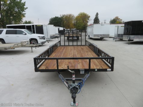 New 2019 Load Trail 83''X18' Utility Trailer For Sale by Visto's Trailer Sales available in West Fargo, North Dakota