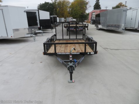 New 2019 Load Trail 60''X8' Utility Trailer For Sale by Visto's Trailer Sales available in West Fargo, North Dakota