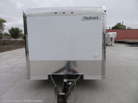 New 2019 Haulmark Edge 8.5'X28' Enclosed Trailer For Sale by Visto's Trailer Sales available in West Fargo, North Dakota