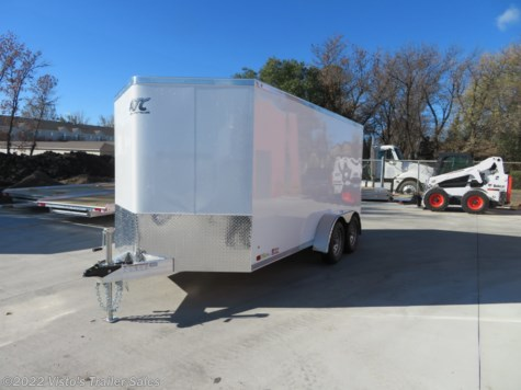New 2019 ATC 7'X14' Enclosed Trailer For Sale by Visto's Trailer Sales available in West Fargo, North Dakota