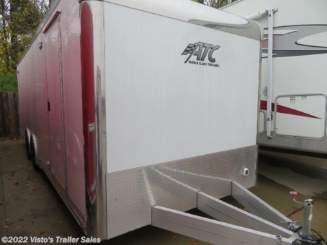 Used 2017 ATC 8.5'x24' Enclosed Trailer For Sale by Visto's Trailer Sales available in West Fargo, North Dakota