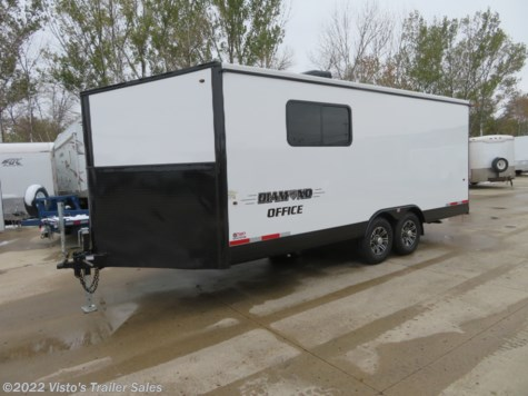 New 2018 Miscellaneous 8.5x24 Enclosed Office Trailer For Sale by Visto's Trailer Sales available in West Fargo, North Dakota