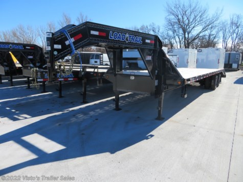 New 2019 Load Trail 102''X32 Gooseneck Deckover For Sale by Visto's Trailer Sales available in West Fargo, North Dakota