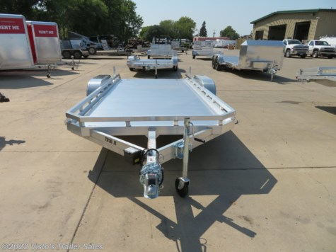 New 2019 Aluma 7816 78''X16' Utility Trailer For Sale by Visto's Trailer Sales available in West Fargo, North Dakota