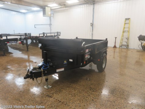 New 2019 Load Trail 60''X8' Dump Trailer For Sale by Visto's Trailer Sales available in West Fargo, North Dakota