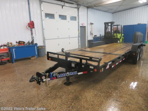 "New 2019 Load Trail 81.5""X22' Tilt Trailer For Sale by Visto's Trailer Sales available in West Fargo, North Dakota"