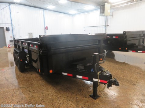 New 2019 Load Trail 83''X16' Dump Trailer For Sale by Visto's Trailer Sales available in West Fargo, North Dakota