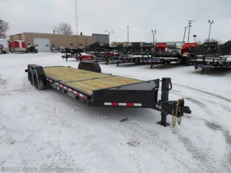 "New 2019 Midsota TB 82""X22' Tilt Bed Trailer For Sale by Visto's Trailer Sales available in West Fargo, North Dakota"