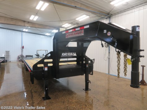 New 2019 Midsota FB 102''x32' Gooseneck Deckover For Sale by Visto's Trailer Sales available in West Fargo, North Dakota