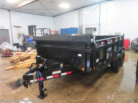 New 2019 Load Trail 83''X14' Dump Trailer For Sale by Visto's Trailer Sales available in West Fargo, North Dakota