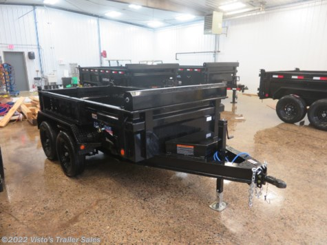 New 2019 Load Trail 60''X10' Dump Trailer For Sale by Visto's Trailer Sales available in West Fargo, North Dakota