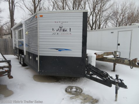 Used 2016 Ice Castle 8x21 RV Edition For Sale by Visto's Trailer Sales available in West Fargo, North Dakota