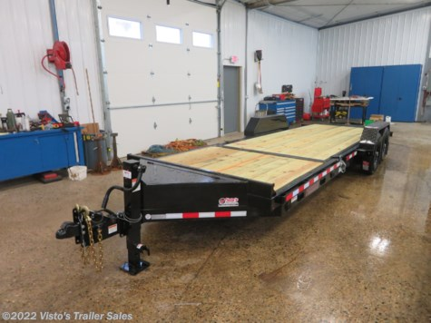 New 2019 Midsota TB 82''X22' Tilt Trailer For Sale by Visto's Trailer Sales available in West Fargo, North Dakota